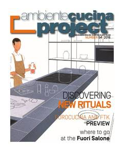 Ambiente Cucina Project n.54 - English Edition