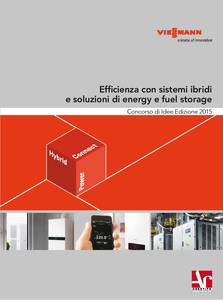Efficienza con sistemi ibridi e soluzioni di energy e fuel storage