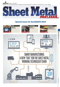 Sheet Metal News supplemento a Lamiera n.9