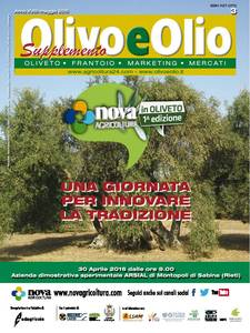 Speciale Nova in Oliveto supplemento Olio e Olivo n.3