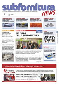 Subfornitura News n.1