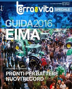 Speciale Guida Eima supplemento a Terra e Vita n.42 - 2016