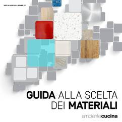 Guida alla Scelta dei Materiali supplemento Ambiente Cucina n.241