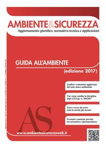 Guida all'Ambiente 2017 supplemento n.10 novembre 2017