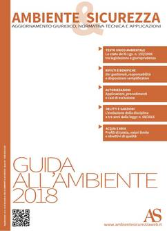 Guida all'Ambiente 2018 supplemento al n.10 novembre 2018