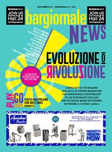 Bargiornale News n.1 - supplemento a Bargionale n.9