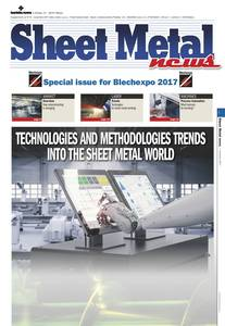 Sheet Metal News supplemento a Lamiera n.10