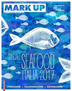 Speciale Seafood Italia 2017 - supplemento Mark Up n.264