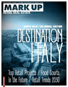 Retail Real Estate 2018 - supplemento Mark Up n.274
