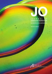 Journal Of Osseointegration n.1