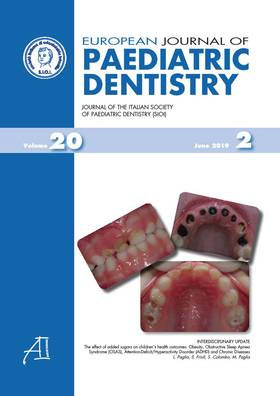 European Journal of Paediatric Dentistry n.2